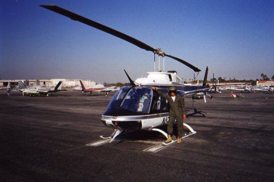 Jamie Wilson Jet Ranger Long Beach